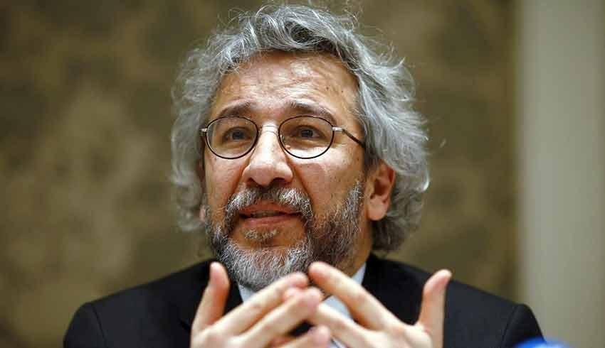 Gazeteci Can Dündar'a35 yıl hapis istendi