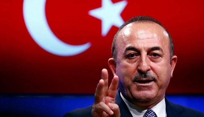 Çavuşoğlu'ndan çok sert 'Güvenli Bölge' açıklaması: Laf olsun diye..