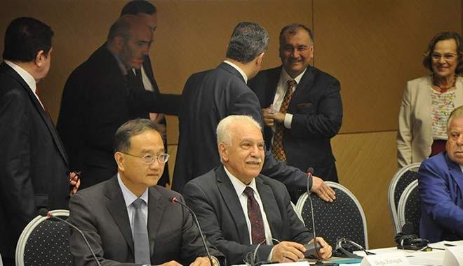 Çin-Türkiye zirvesinde ilginç sözler! Ülker: Hepimiz Çin tarafındayız