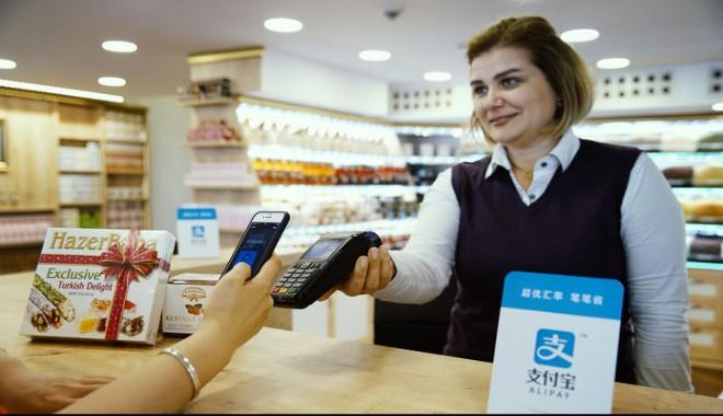 Çinli e-ticaret devi geliyor