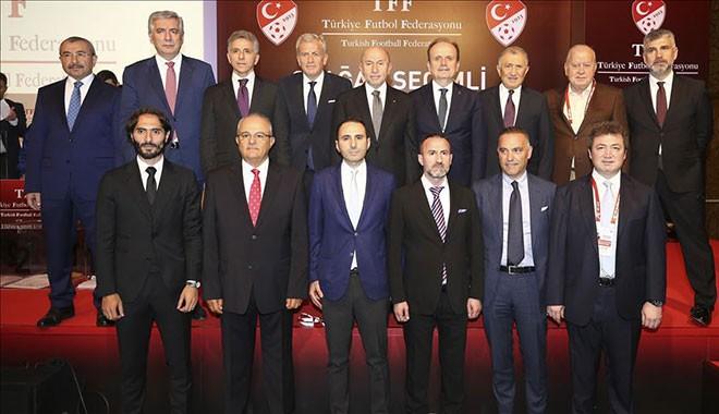 Çoğu AKP'li... Bakın Türk futbolunu kimler yönetecek!