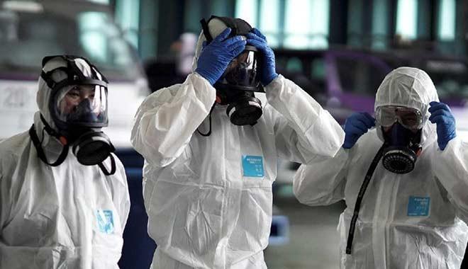 Küresel Koronavirüs vakalarında rekor artış