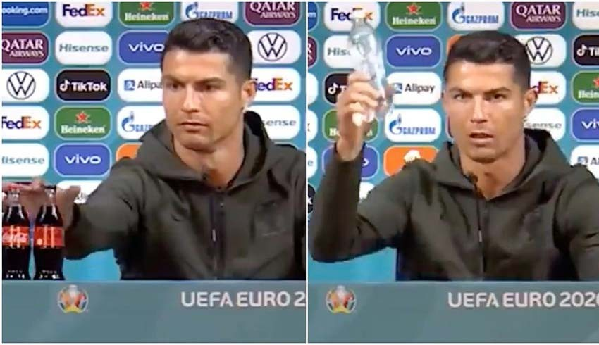 İKEA, Ronaldo'nun Coca Cola boykotunu nasıl fırsata çevirdi