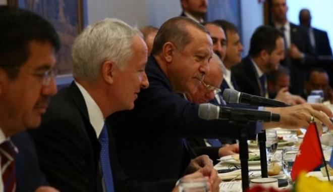 Cumhurbaşkanı Erdoğan, ABD'li yatırımcıları Türkiye'ye davet etti