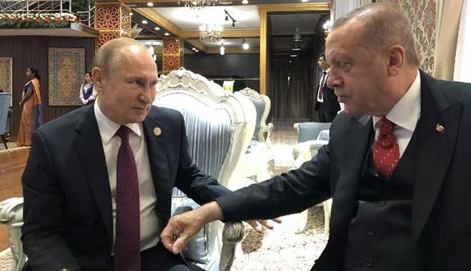 Putin'den Türkiye teklifi: G7'ye alınmalı