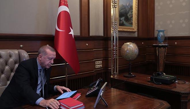 Cumhurbaşkanı Erdoğan Barış Pınarı Harekatının emrini böyle verdi