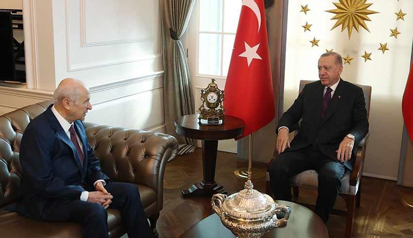 Kulis, Erdoğan'ın NATO zirvesi sonrası açıklamaları, Cumhur ittifakında tartışma yarattı!