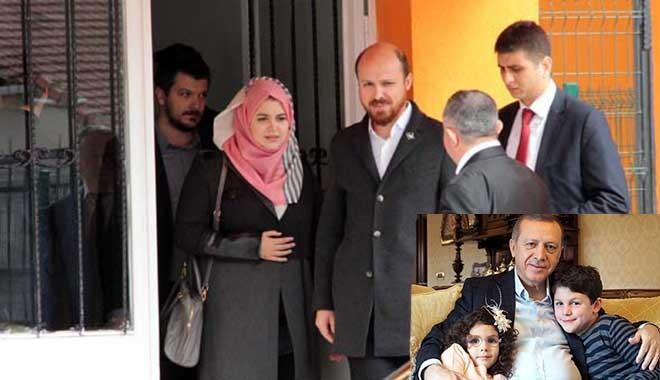 Cumhurbaşkanı Erdoğan'ın oğlu Bilal Erdoğan'ın üçüncü çocuğu dünyaya geldi