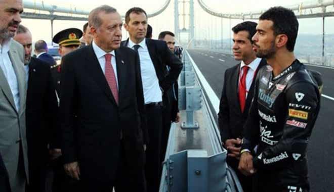 Cumhurbaşkanı Erdoğan istedi, Kenan Sofuoğlu kariyerini noktaladı