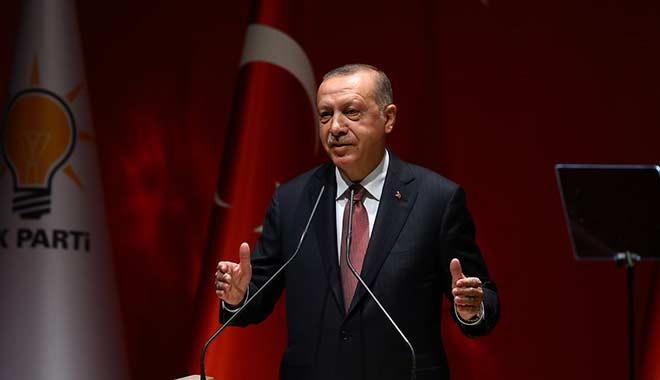 Erdoğan'dan seçim kampanyası: Milyonlarca bez torba ve file dağıtacağız