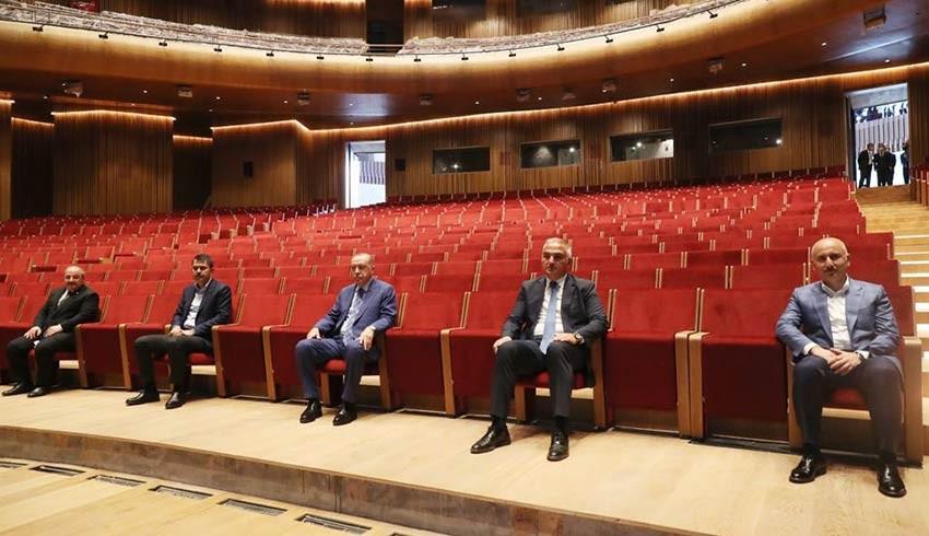 İstanbul Valisi: AKM 29 Ekim'de açılacak