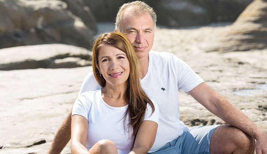 Dakikalar içinde test! ABD'deki Türk çiftin başarısı