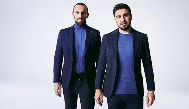 Damat&Tween'den Fenerbahçe'ye özel koleksiyon: Kırışmayan sihirli ceketler