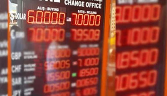 Dolar/TL kurunda dalgalanma sürüyor: Güne kaç TL'den başladı?