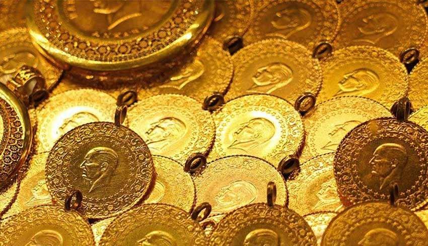 Dolardan sonra altın da uçuşa geçti!