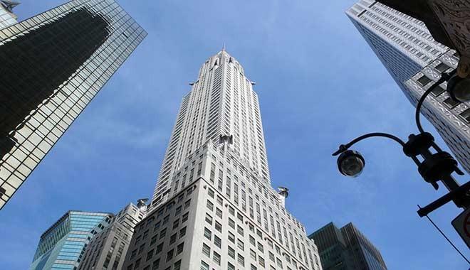 Dünyanın en yüksek binasıydı! Chrysler binası satışa çıkarıldı