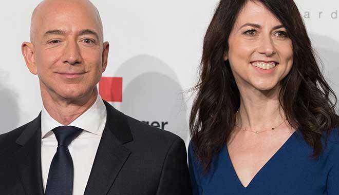Dünyanın en zengin adamı Jeff Bezos boşanıyor