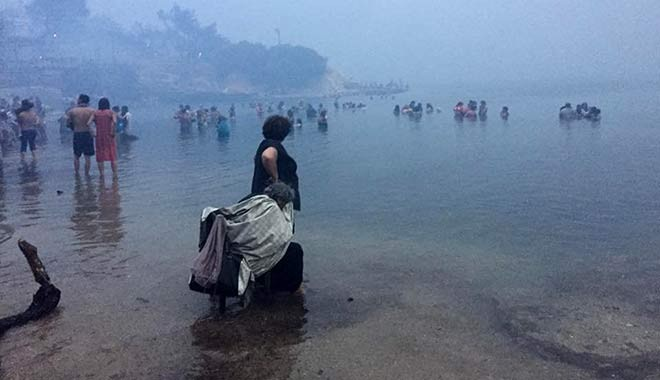 Bazıları kaçtıkları denizde boğuldu ile ilgili görsel sonucu