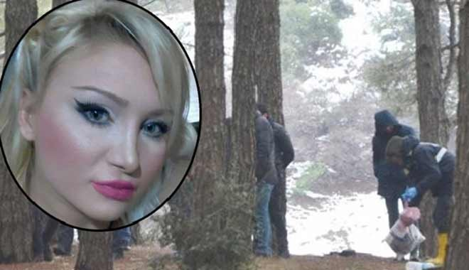 Edirne'de vahşet: Ormanda bulunan kesik kol, oryantal Didem Uslu'ya ait çıktı