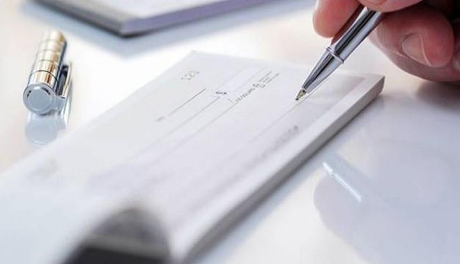 31 Aralık'ta sona eriyordu! Çek ibraz Yasası'nda önemli gelişme