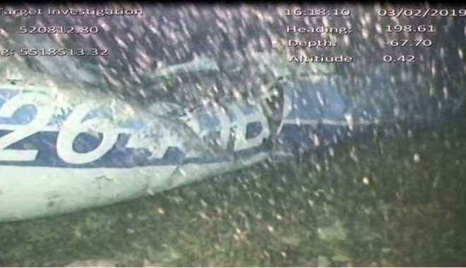 Emiliano Sala'nın uçağındaki cesede ulaşıldı!
