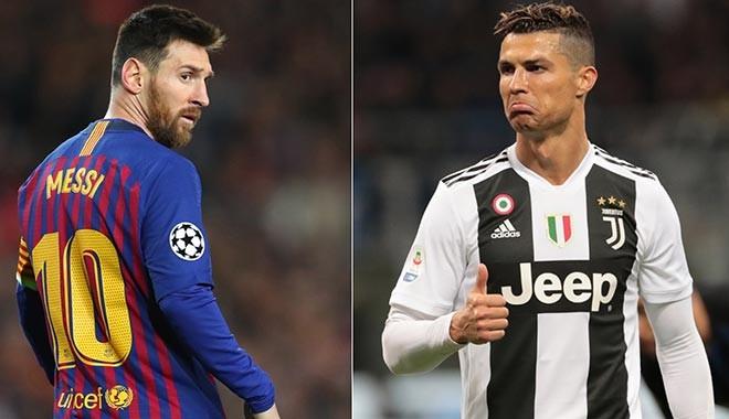 En çok kazanan sporcu kim? Messi mi, Ronaldo mu?