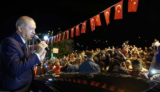 Erdoğan 'Allahımız var' dedi, Dolar/TL 6.46'yı gördü
