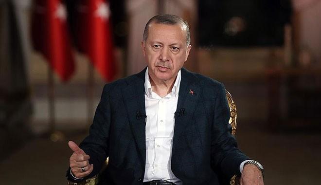 Erdoğan: 2019'da ekonomi ılımlı bir toparlanmaya işaret ediyor