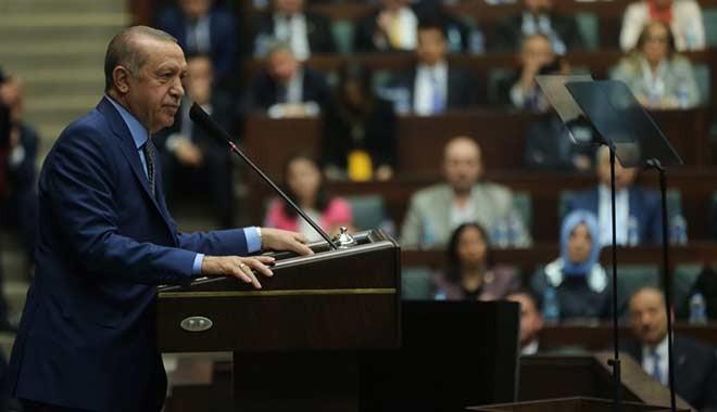 Erdoğan: Darda, zorda kaldık mı neden olmasın!
