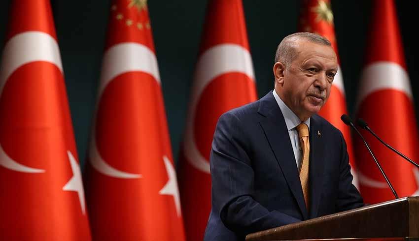 Erdoğan: Otomotivde dünyada ilk 5, Avrupa'da lider olmayı hedefliyoruz