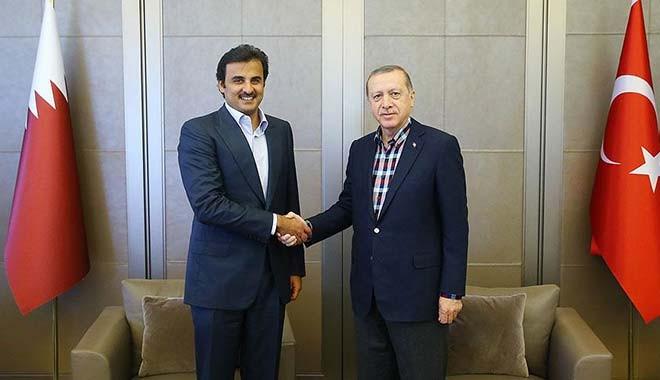 Katar'dan 15 Milyar Dolar gelecekti!  Emir geliyor
