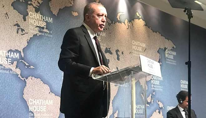 Erdoğan, Sabancı'ya tepki göstermişti.. Orada konuştu..