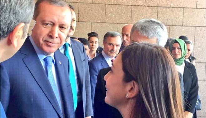 Erdoğan, Uber'e