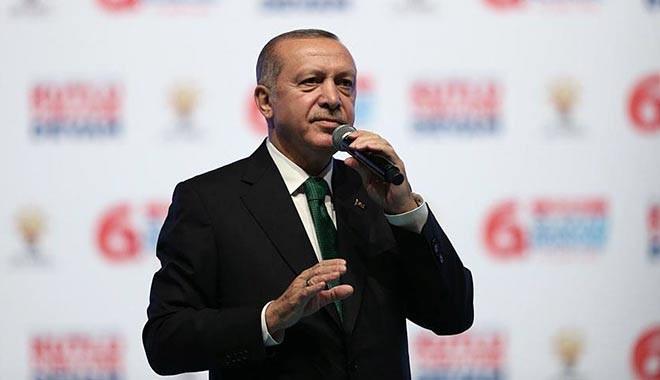 Erdoğan'dan operasyona ilk yorum: Doğru buluyorum