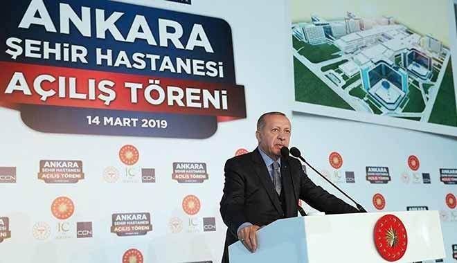 Erdoğan'dan 3600 ek gösterge açıklaması: Seçimden sonra ele alacağız