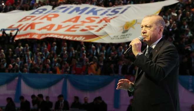 Erdoğan'dan kabzımallara: Cudi'de nasıl teröristlerin işi bitirildiyse, halde de bitiririz