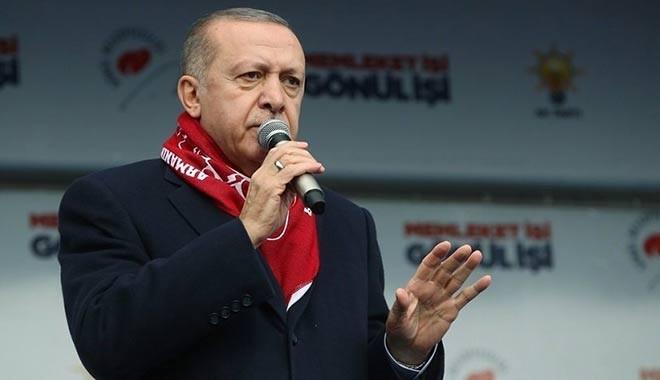 Erdoğan: Altın ticaretinde Çorum'u çok farklı bir noktaya taşıyacağız