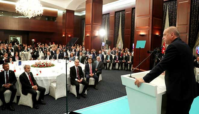 Erdoğan açıkladı: Emeklilikte yaşa takılanlar gündemimizde yok