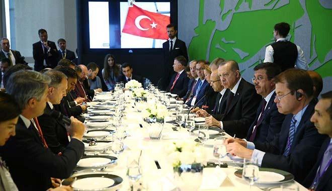 Erdoğan'ın görüştüğü yatırımcılar 'şoke olup kulaklarına inanamamış': Herkesle savaşıyor