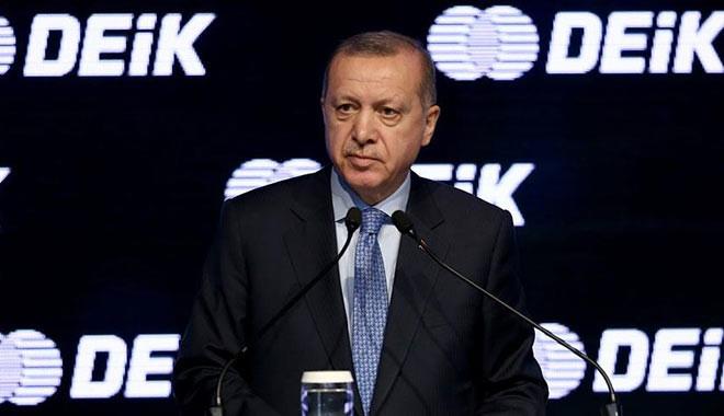 Cumhurbaşkanı Erdoğan'dan iş dünyasına sert tehditler: Vatana ihanettir... Asla affetmeyiz