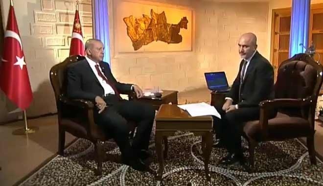 Erdoğan kendisini eleştirenlere teessüf etti: Buzdolabından sonra fırın açıklaması