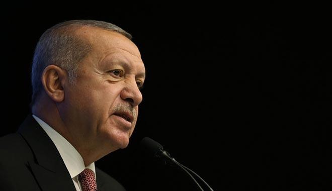 Erdoğan: Adaletin olmadığı bir devlet tıpkı temelsiz bir bina gibi yıkılıp gitmeye mahkumdur
