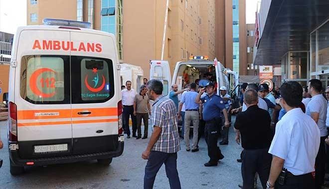 Erzincan'da müftülük toplantısına silahlı saldırı: 2 ölü, 5 yaralı