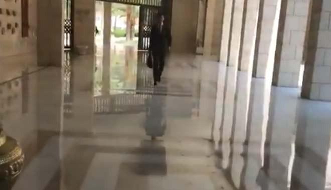 Esad ABD'nin saldırıları sonrası ilk kez görüntülendi