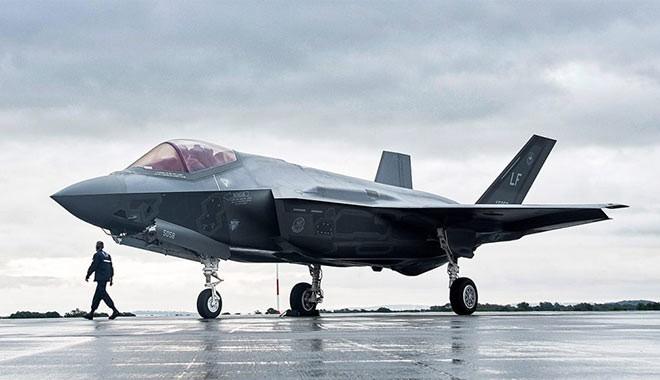Pentagon teyit etti: F-35'ler 21 Haziran'da kağıt üzerinde Türkiye'ye verilecek