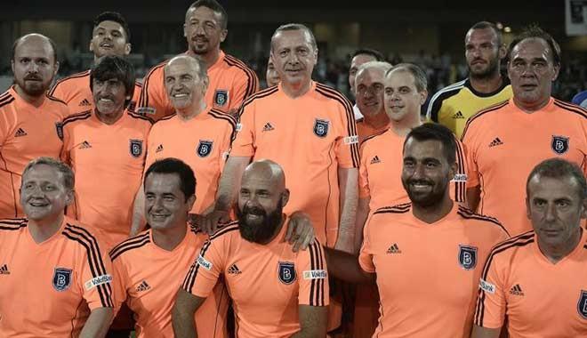 Erdoğan kritik maç öncesi ilginç açıklama: Başakşehir trübünlerini doldurun