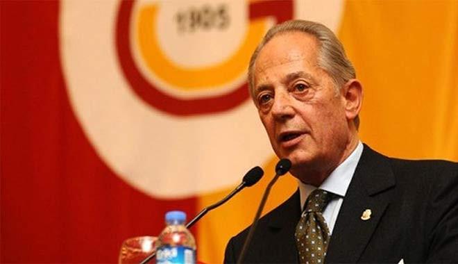 Galatasaray eski Başkanı Süren: Riva işini beceremedik