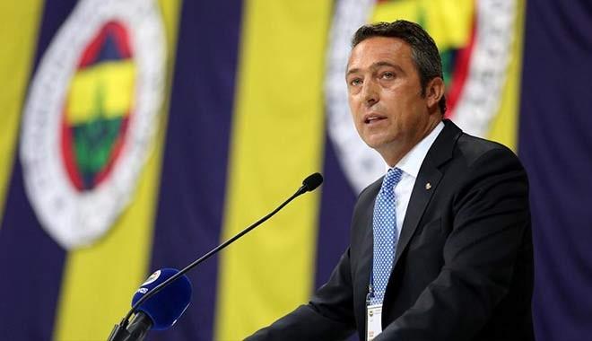 Başkan adayı Ali Koç'un 6 maddelik Fenerbahçe planı