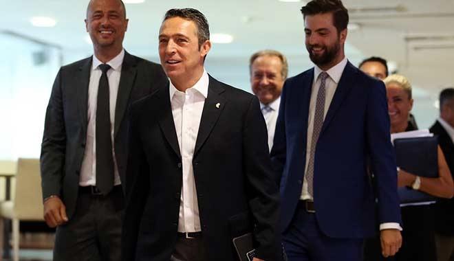 Fenerbahçe Başkanı Ali Koç: Yaşanan kur artışı sebebiyle borcumuz 400 milyon lira arttı