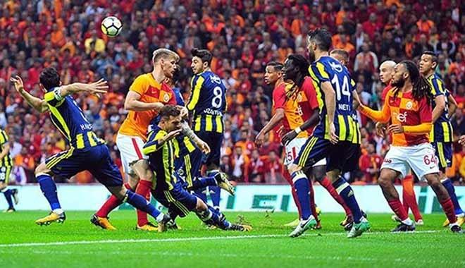 Galatasaray-Fenerbahçe derbisinin hakemi belli oldu